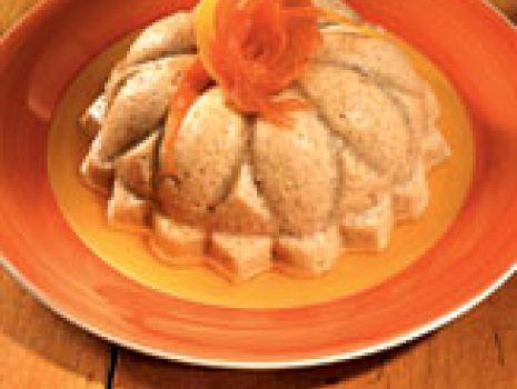 Przepis: Hiszpańska babka pomarańczowa