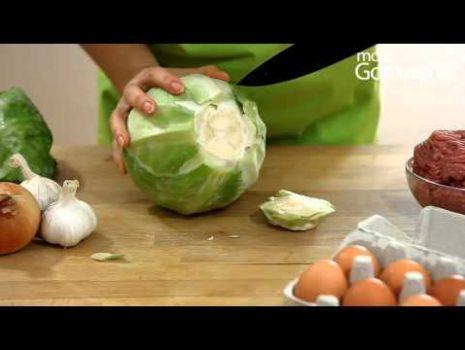 Jak przygotować kapustę na gołąbki