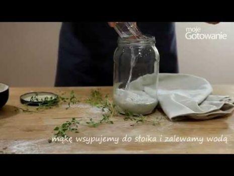 Jak zrobić zakwas na chleb