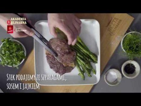 Jak ugrillować idealny stek