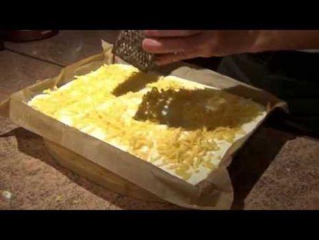 Sernik bez sera pyszny bardzo, tani i szybki przepis na wyjątkowe ciasto.