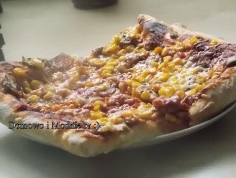 Przepis na Pizze Mega dużą :)) i Domowa ![Domowo i Modnie TV]