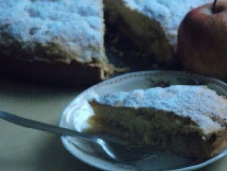 Przepis na Szybkie ciasto jabłkowe.[Domowo i Modnie TV]