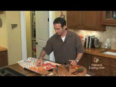 Video Recipe: Tomato Tart