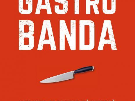 Gastrobanda, okładka książki