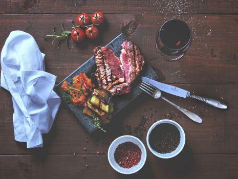 Stek Rib-Eye, Steak Corner by Jazz Bar Katowice