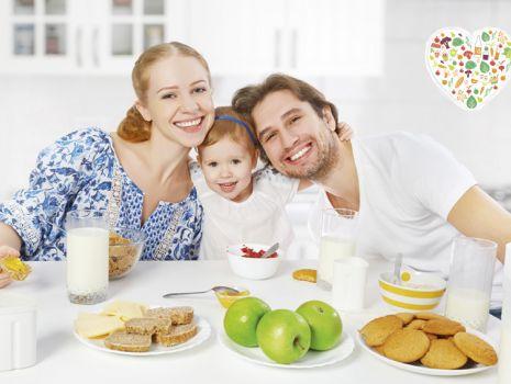 Żywność bio dla całej rodziny