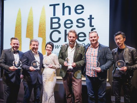 Laureaci The Best Chef Awards 2017