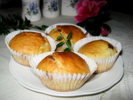 Przepis: muffinki zz nutką pomarańczy