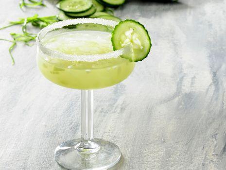 Przepis: Margarita ogórkowa