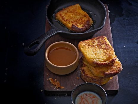 Przepis: ciasto drozdzowe z waniliowym kremem