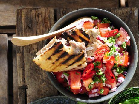 Przepis: Salsa pomidorowa