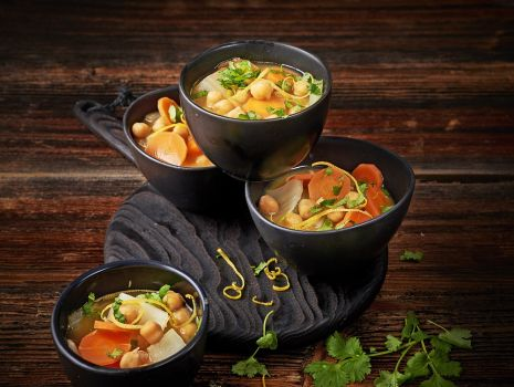 Przepis: Zupa potaje