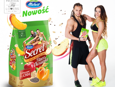 Przepis: Melvit Secret Fitness