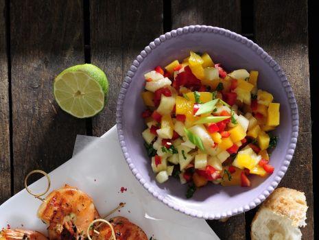 Przepis: Salsa z mango