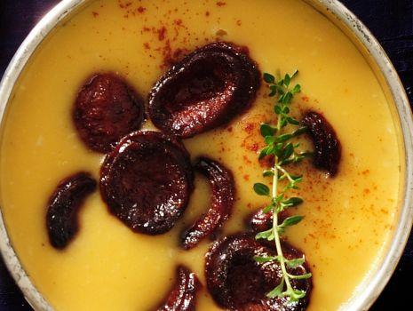 Przepis: Hiszpańska zupa z czosnkiem