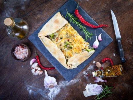 Przepis: tarta z żółtym serem