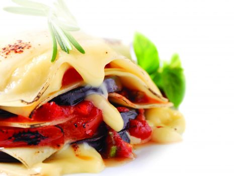 Przepis: Lasagne alle melanzane