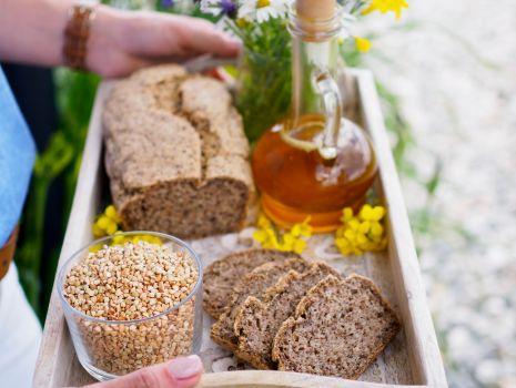 Przepis: Chleb z kaszy