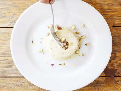 Przepis: Semifreddo al pistacchio