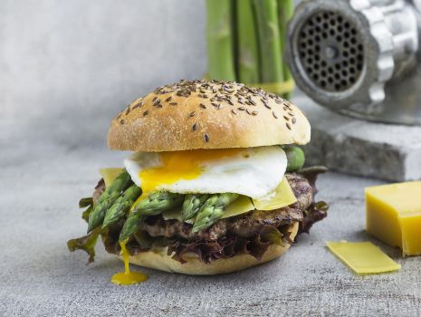 Przepis: Uniwersalne bulki hamburgerowe