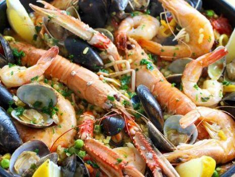 Przepis: Owoce morza od Shrimp Boys Seafood Truck