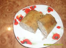 Krokiety z miesem i pieczarkami