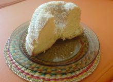babka piaskowa, cytrynowa