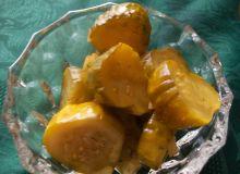 Ogórki curry