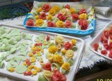 Marcepanowa oszukana masa do dekoracji  tortów i ciast