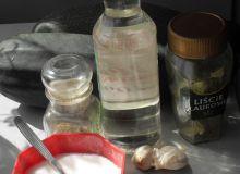 Łagodna zalewa do ogórków kabaczków  vel cukinii i dyni
