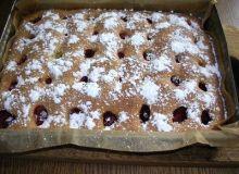 Ciasto wg Aleex z owocami
