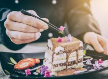 Jedzenie cieszy nie tylko smakiem