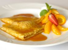 Mandarynki do crepes suzette