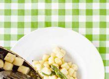 Gnocchi z masłem szałwiowym