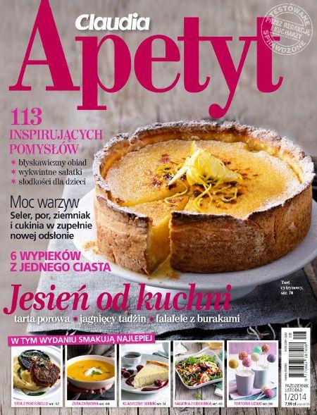 Nowy Magazyn Claudia Apetyt Mojegotowaniepl
