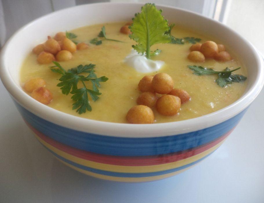 zupa krem z kalarepy przepis na zupa krem z kalarepy