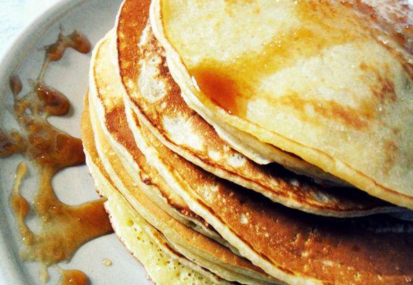 Amerykańskie naleśniki, czyli puszyste pancakes