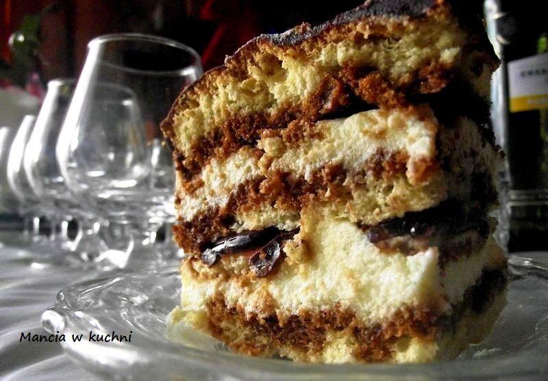 Ciasto Delicja Przepis Na Ciasto Delicja Mojegotowanie Pl