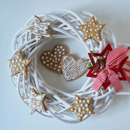 Proste Pierniki świąteczne Przepis Na Proste Pierniki świąteczne