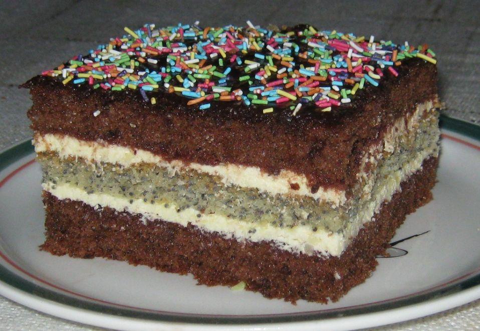 Ciasto Z Kremem Przepis Na Ciasto Z Kremem Mojegotowanie Pl