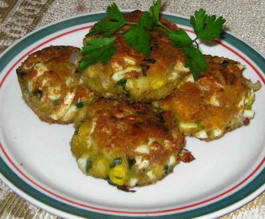 Jajkowe kotleciki