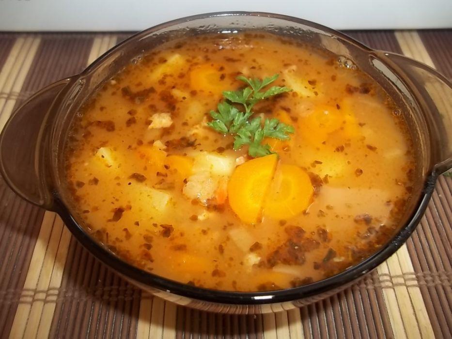 Zupa Pomidorowo Grochowa Z Miesem Mielonym Przepis Na Zupa