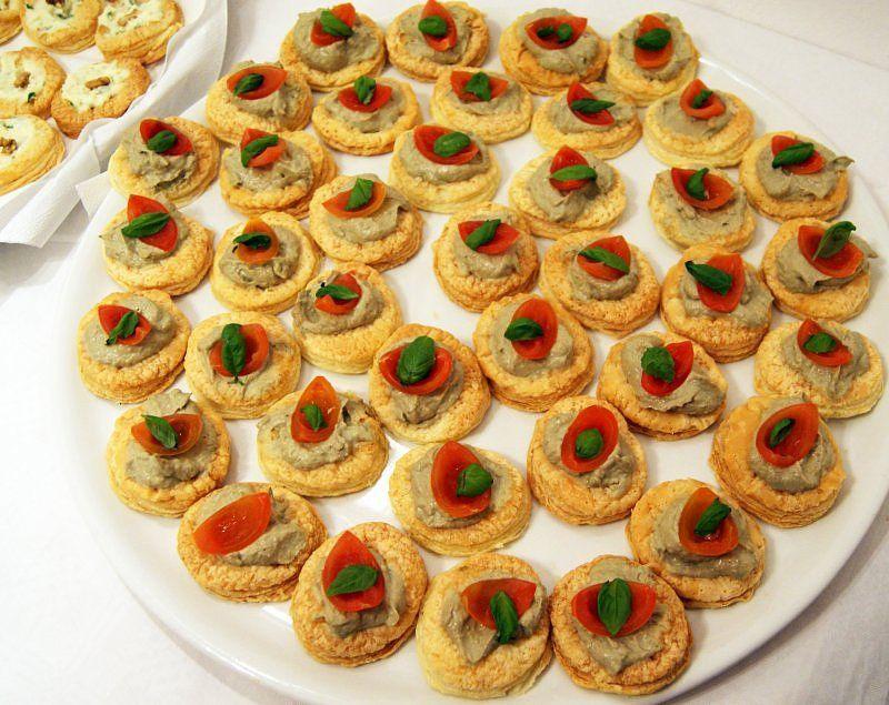 Pikantne francuskie ciasteczka