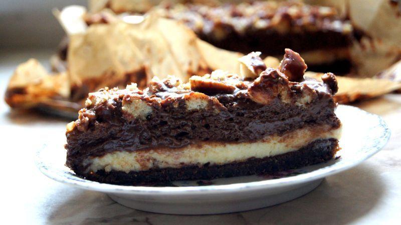 Nieziemsko pyszne ciasto czekoladowe