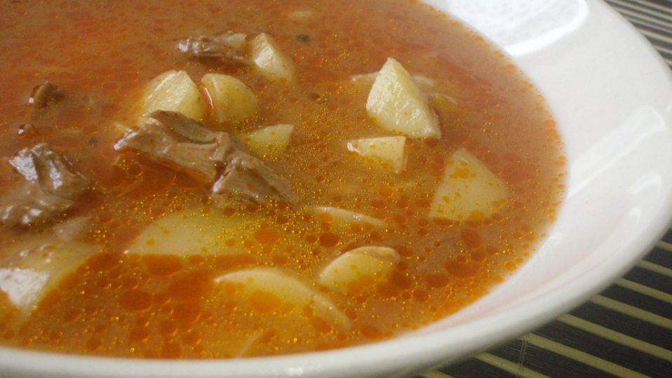 Zupa Ogonowa Przepis Na Zupa Ogonowa Mojegotowanie Pl