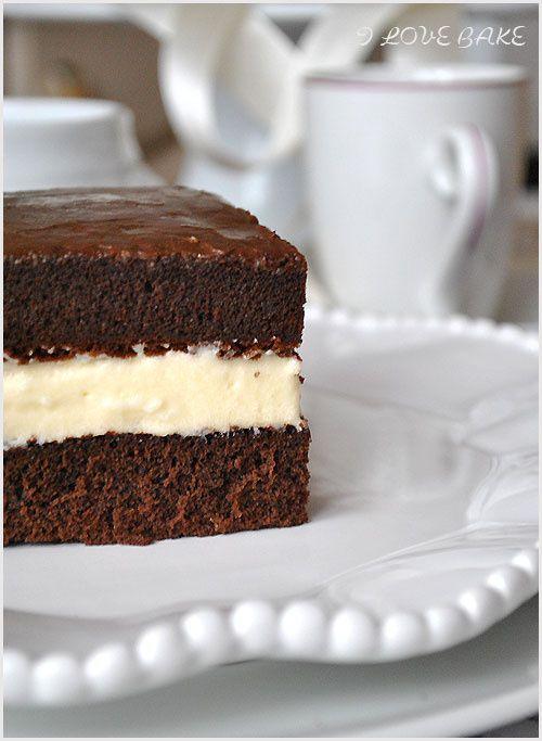 Ciasto milka/ mleczna kanapka - przepis