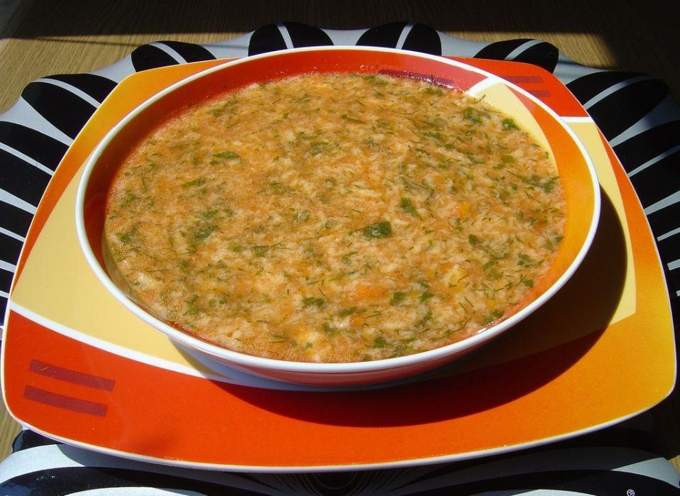 Zupa Pomidorowa Z Roztrzepanym Jajkiem Przepis Na Zupa Pomidorowa