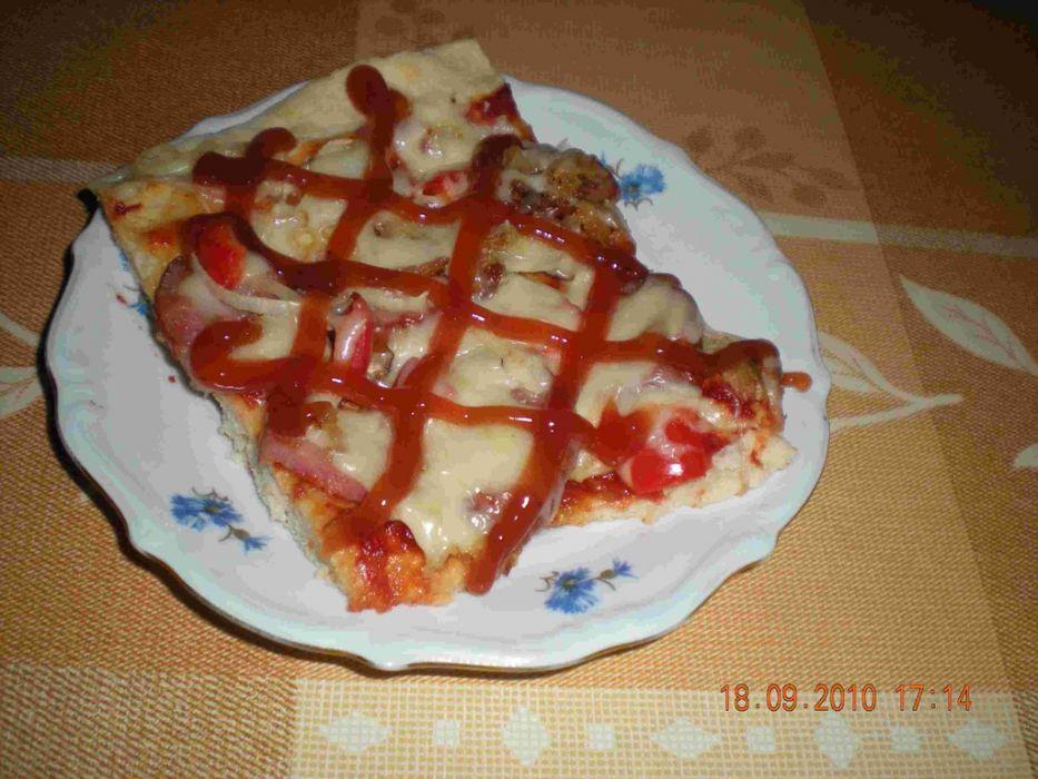 Łatwa pizza domowa
