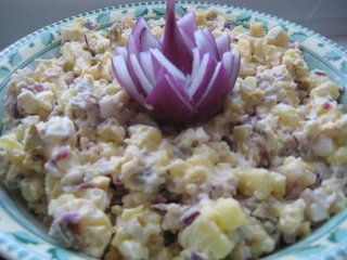 Salatka zydowska